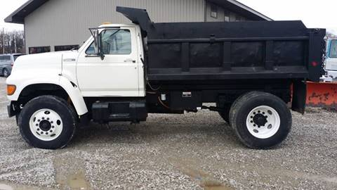 1997 Ford F-700 for sale in Platte City, MO
