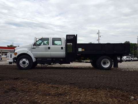 2002 Ford F-650 Super Duty for sale in Platte City, MO