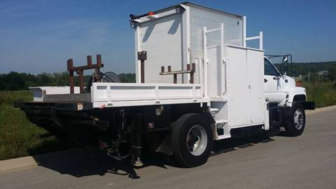 2000 GMC C7500