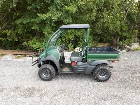 2006 Kawasaki Mule For Sale In Platte City Mo