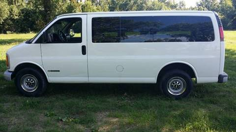 2002 Chevrolet Express Cargo for sale in Platte City, MO