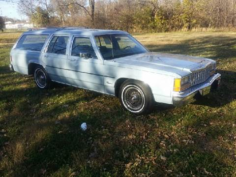 1987 Ford LTD Crown Victoria