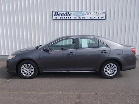2014 Toyota Camry for sale in Bowdle, SD