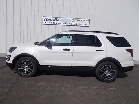 2017 Ford Explorer for sale in Bowdle, SD