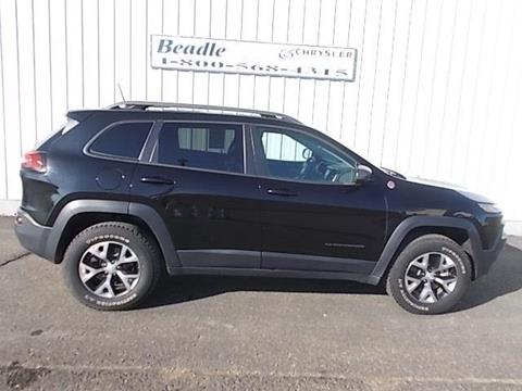 2017 Jeep Cherokee for sale in Bowdle, SD