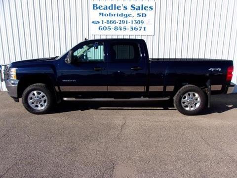 2012 Chevrolet Silverado 3500HD for sale in Bowdle, SD