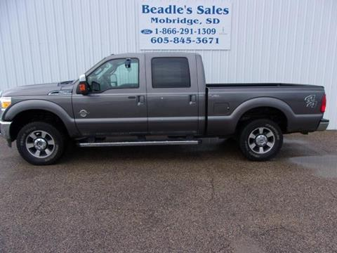 2011 Ford F-250 Super Duty for sale in Bowdle, SD