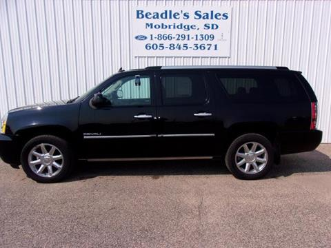 2014 GMC Yukon XL for sale in Bowdle, SD