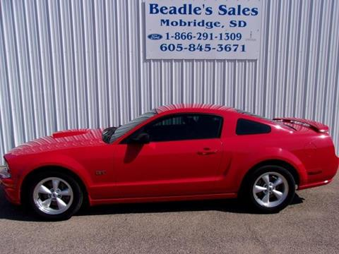 2007 Ford Mustang for sale in Bowdle, SD