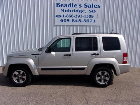 2008 Jeep Liberty for sale in Bowdle, SD