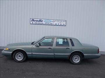 1995 Lincoln Town Car for sale in Bowdle, SD