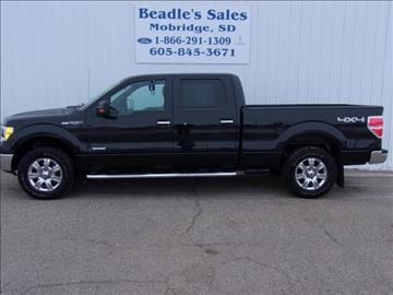 2011 Ford F-150 for sale in Bowdle, SD