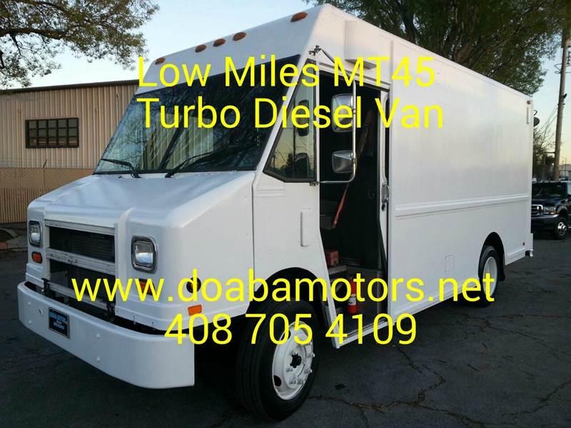 1998 Freightliner Mt45 CARGO In San Jose CA - DOABA Motors