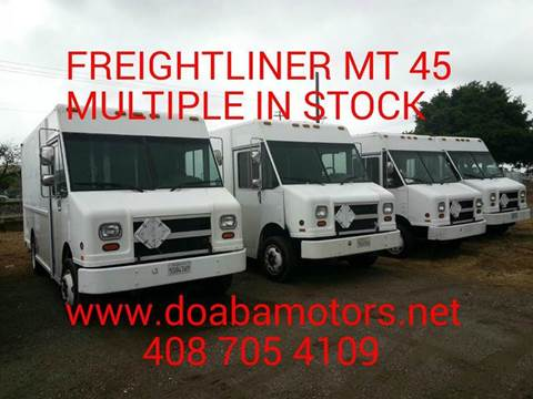 f01ad2dd1d 1998 Freightliner MT45 for sale in San Jose