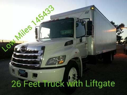 2012 Hino 338 for sale in San Jose, CA