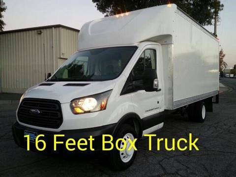 2015 Ford Transit Cutaway for sale at DOABA Motors in San Jose CA