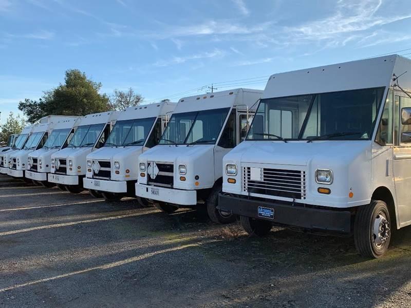 2000 Freightliner Mt45 Chassis 14 feet Stepvan In San Jose CA