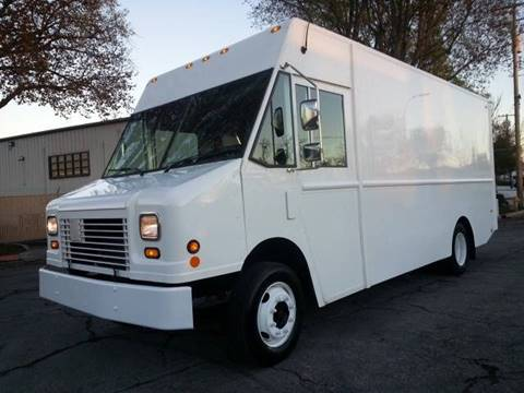 2010 Workhorse W62 for sale at DOABA Motors in San Jose CA