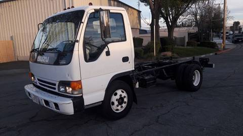 2002 Isuzu NPR HD for sale in San Jose, CA