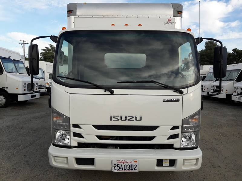 2016 Isuzu Npr 16 FEET BOX TRUCK In San Jose CA - DOABA Motors