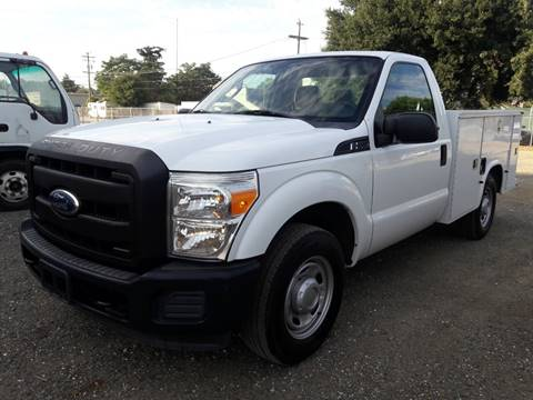 2011 Ford F-250 Super Duty for sale at DOABA Motors in San Jose CA