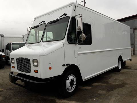2011 Freightliner MT45 Chassis for sale in San Jose, CA