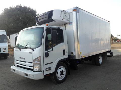 2011 Isuzu NQR for sale in San Jose, CA