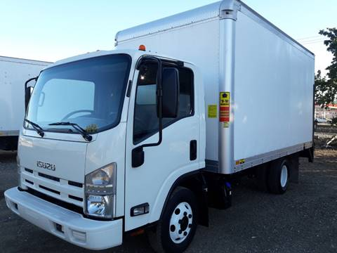 2011 Isuzu NPR for sale at DOABA Motors in San Jose CA