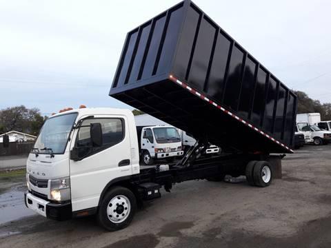 2013 Mitsubishi Fuso FEC72S for sale at DOABA Motors in San Jose CA
