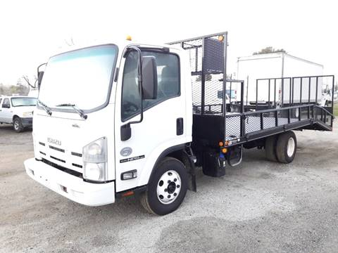 2015 Isuzu NPR-HD for sale at DOABA Motors in San Jose CA
