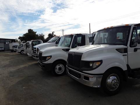 2012 International TerraStar for sale at DOABA Motors in San Jose CA