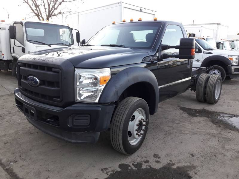 2014 Ford F-550 Super Duty (image 1)