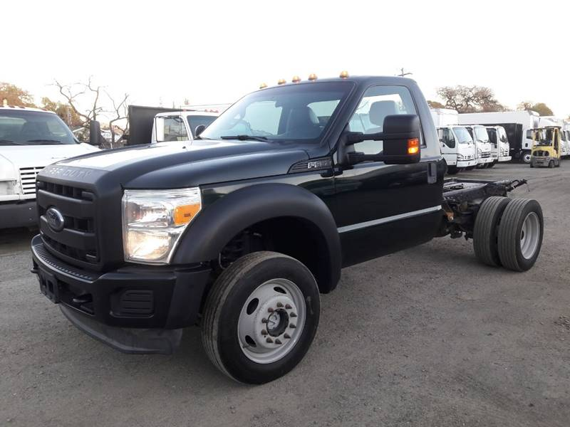 2014 Ford F-550 Super Duty (image 10)