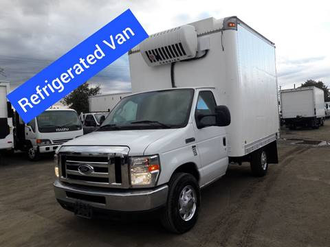 2016 Ford Ford Econoline Cutaway for sale at DOABA Motors in San Jose CA