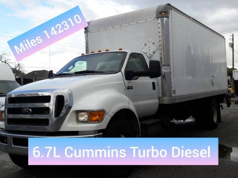 2013 Ford F-650 for sale at DOABA Motors in San Jose CA