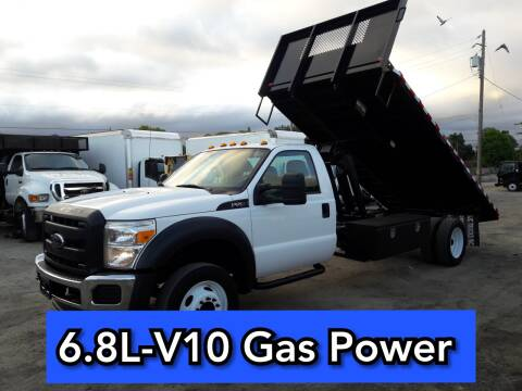 2016 Ford F-550 Super Duty for sale at DOABA Motors in San Jose CA