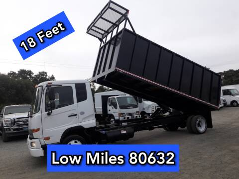 2012 UD Trucks UD2000 for sale at DOABA Motors in San Jose CA