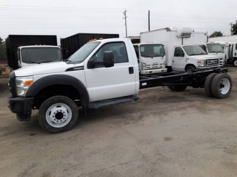 2015 Ford F-550 Super Duty for sale at DOABA Motors in San Jose CA