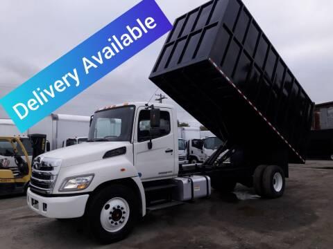 2013 Hino 338 for sale at DOABA Motors in San Jose CA