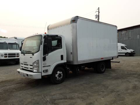 2014 Isuzu NPR-HD for sale at DOABA Motors in San Jose CA
