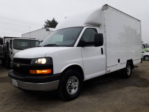 2018 Chevrolet Express Cutaway for sale at DOABA Motors in San Jose CA