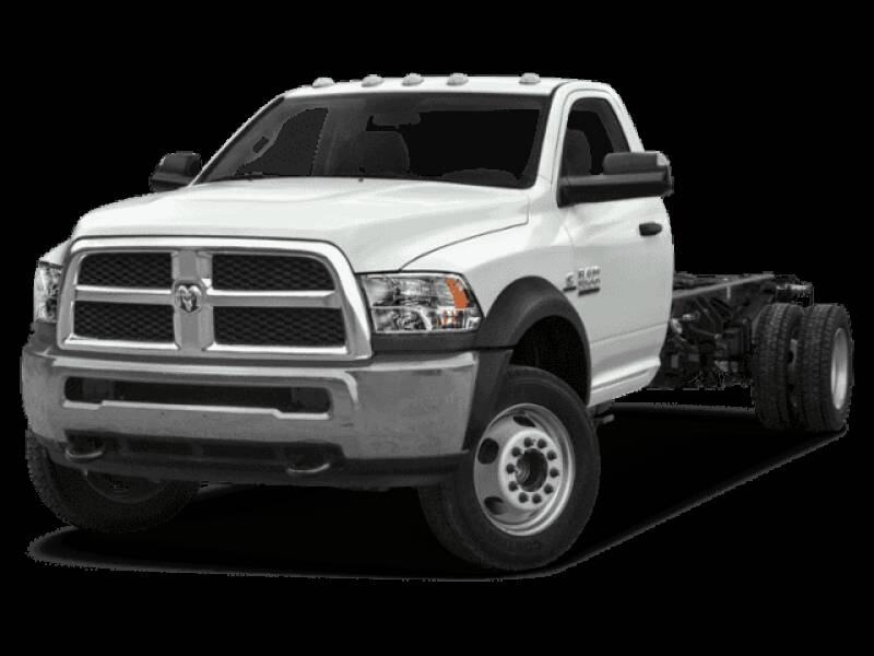 2017 RAM Ram Chassis 5500 for sale at DOABA Motors in San Jose CA