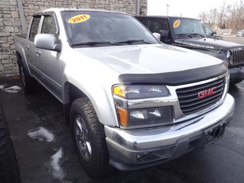2011 GMC Canyon for sale in Hamilton, OH