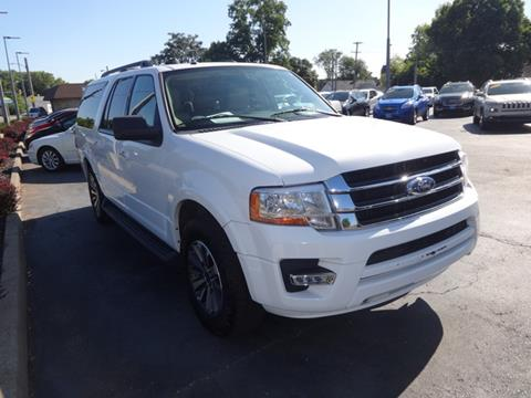 2015 Ford Expedition EL for sale in Hamilton, OH