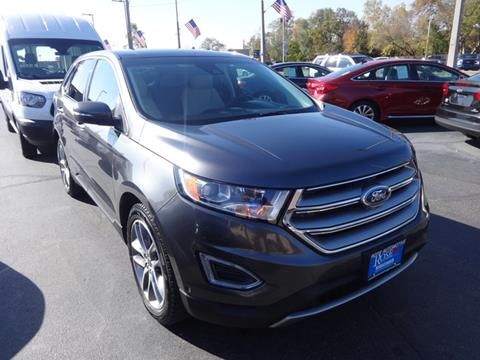 2015 Ford Edge for sale in Hamilton, OH