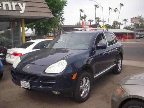 2004 Porsche Cayenne for sale in Modesto, CA