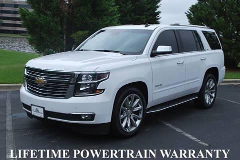 2015 Chevrolet Tahoe for sale in Birmingham, AL