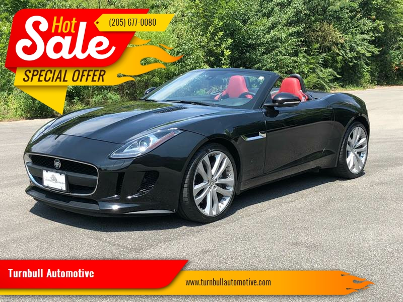 2014 Jaguar F TYPE For Sale At Turnbull Automotive In Homewood AL