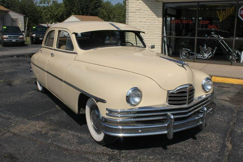 1950 Packard Deluxe 8 for sale at Best Value Auto Sales in Hutchinson KS