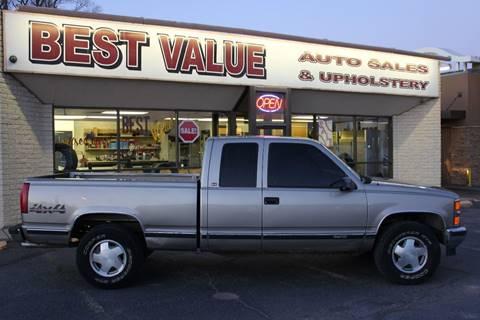 1999 GMC Sierra 1500 For Sale in Columbus, GA - Carsforsale.com